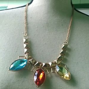 Jewelry - Gold Festival Necklace
